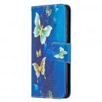 Pouzdro Galaxy A22 5G - Motýli 02