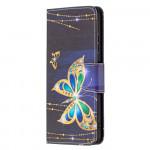 Pouzdro Galaxy A22 5G - Motýli 03