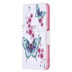 Pouzdro Galaxy A22 5G - Motýli 06