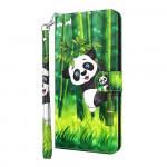 Pouzdro Motorola Moto G10 / G20 / G30 - Panda 3D