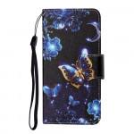 Pouzdro Galaxy A22 4G - Motýli