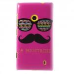 Kryt/Obal Moustache 02 - Lumia 520