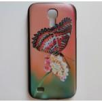 Kryt/Obal - Motýlek - Galaxy S4 Mini i9190