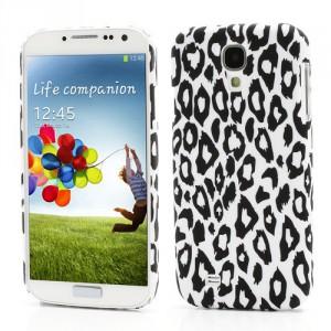 Pouzdro/Obal Levhart sněžný - Galaxy S4 i9500