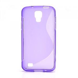 Pouzdro/Obal S Line - Fialový - Galaxy S4 Active i9295