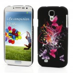 Pouzdro/Obal Motýli 02 - Galaxy S4 i9500