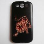 Kryt / Obal Zvěrokruh - Lev - Galaxy S3 i9300
