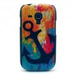 Zadní kryt / Obal Kotva 01 - Galaxy S3 Mini i8190