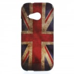 Pouzdro / Obal Union Jack Vintage - HTC One Mini 2
