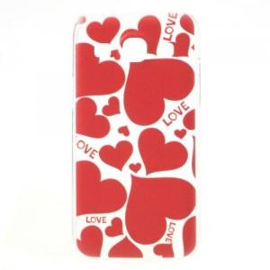 Kryt / Obal - Srdce 02 - Galaxy Core Plus
