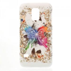 Zadní kryt / Obal Motýli 04 - Galaxy S5 Mini G800