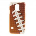 Zadní kryt / Obal - Galaxy S5 Mini G800 - Tkaničky