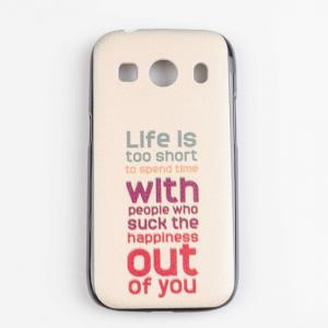 Kryt / Obal Life 01 - Galaxy Ace 4 G357FZ