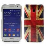 Pouzdro / Obal - Galaxy Core Prime - Union Jack