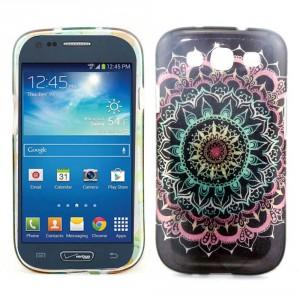 Pouzdro / Obal - Galaxy S3 i9300, i9301 - Abstraktní vzor 02