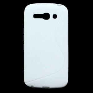 Pouzdro / Obal S Curve - Bílé - One Touch Pop C9
