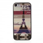 Pouzdro / Obal - iPhone 5c - Eiffelovka 03