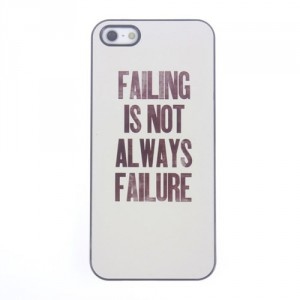 Kryt / Obal iPhone 5/5S - Failing