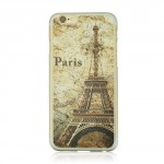 Kryt / Obal iPhone 6 - Eiffelovka 02
