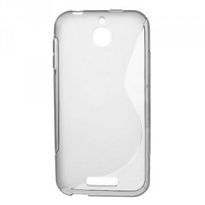 Pouzdro S-curve - HTC Desire 510 - Šedé