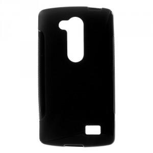Pouzdro S-Curve LG L Fino - černé