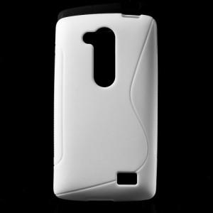 Pouzdro S-Curve LG L Fino - bílé