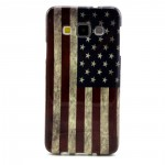 Pouzdro-Obal Galaxy A5 - Vlajka USA