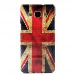 Pouzdro-Obal Galaxy A5 - Union Jack