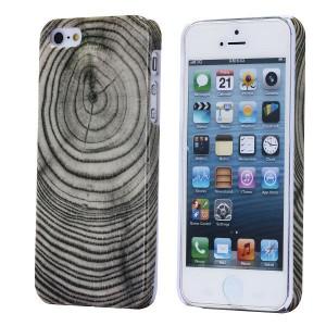 Kryt / Obal iPhone 5/5S - Dřevo 01