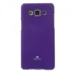 Obal Jelly Case Galaxy A5 - Fialový lesklý třpytivý