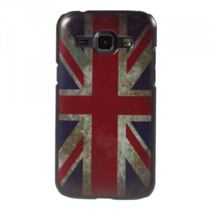 Kryt / Obal Galaxy J1 - Union Jack