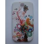 Sleva-Pouzdro / Obal  - Květy 04 - Galaxy S4 i9500