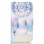 Koženkové knížkové pouzdro Galaxy J5 - Lapač snů 04