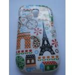 Sleva-Pouzdro/Obal - Paříž - Galaxy S3 Mini i8190