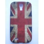 Sleva-Pouzdro/Obal Galaxy S4 i9500 - Union Jack Vintage