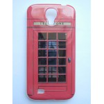 Seva-Pouzdro / Obal - Galaxy S4 i9500 - Britská telefonní budka