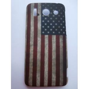 Sleva-Zadní kryt/Obal Vlajka USA Vintage - Ascend G510