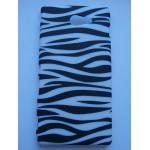 Sleva-Kryt / Obal Zebra - Xperia M2