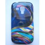 Sleva-Pouzdro / Obal - Abstraktní vzor 02 - Galaxy Trend S7560/Trend Plus S7580/S Duos S7562/S Duos 2 S7582