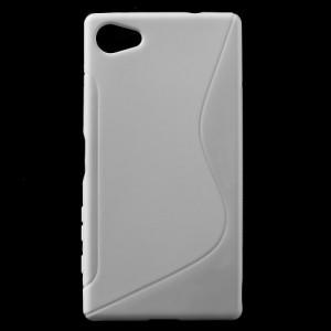Obal S-Curve Xperia Z5 Compact - Bílý