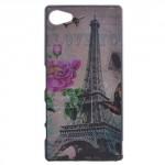 Kryt / Obal Eiffelovka - Xperia Z5 Compact