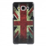 Kryt / Obal Galaxy A5 - Union Jack