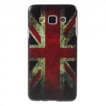 Kryt / Obal Galaxy A3 - Union Jack
