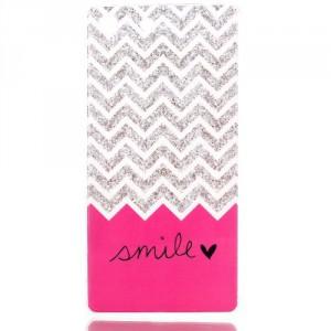 Pouzdro / Obal Xperia M5 - Smile
