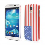Zadní kryt/Obal Galaxy S4 i9500 - Vlajka USA