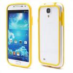 Bumper, žlutý - Galaxy S4 i9500