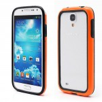 Bumper, oranžový 02- Galaxy S4 i9500