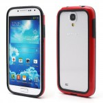 Bumper, červený 02- Galaxy S4 i9500