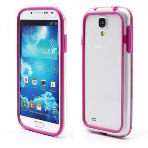 Bumper, fialový- Galaxy S4 i9500