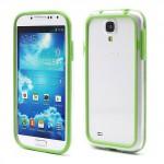 Bumper, zelený- Galaxy S4 i9500